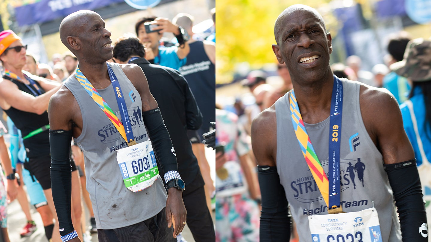 NYCM finish shot