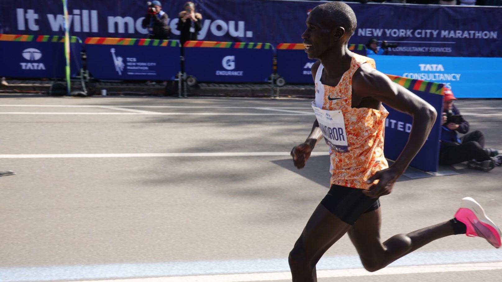 Kamworor Wins 2019 New York City Marathon