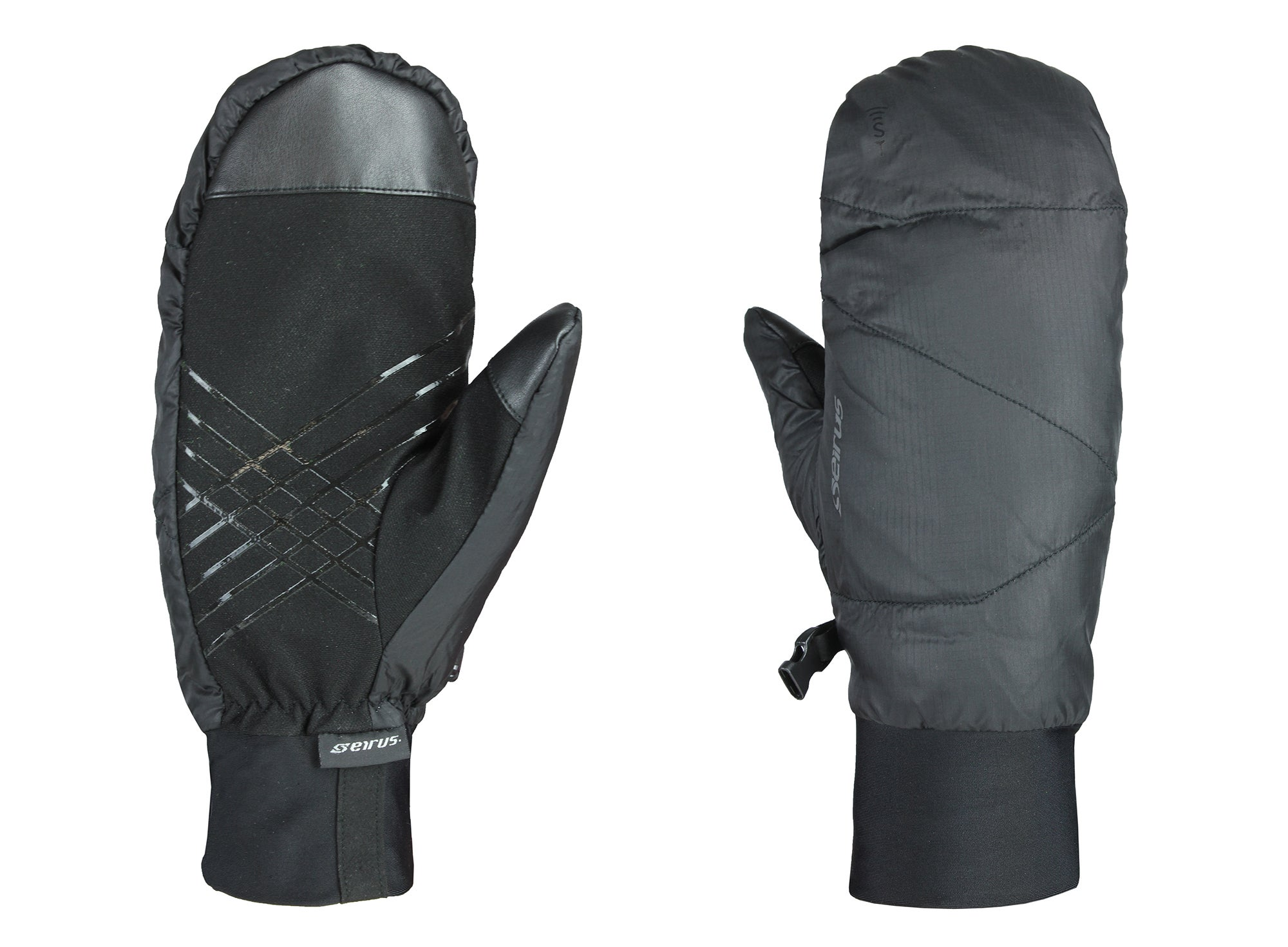 winter warm running gloves SoundTouch Solarsphere Ace Mitt