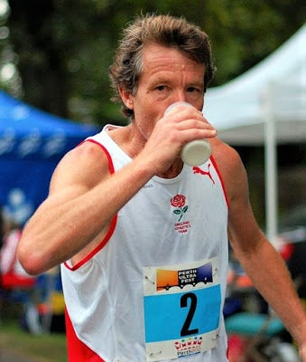 Chris Finill aiming for 6 decades of sub 3