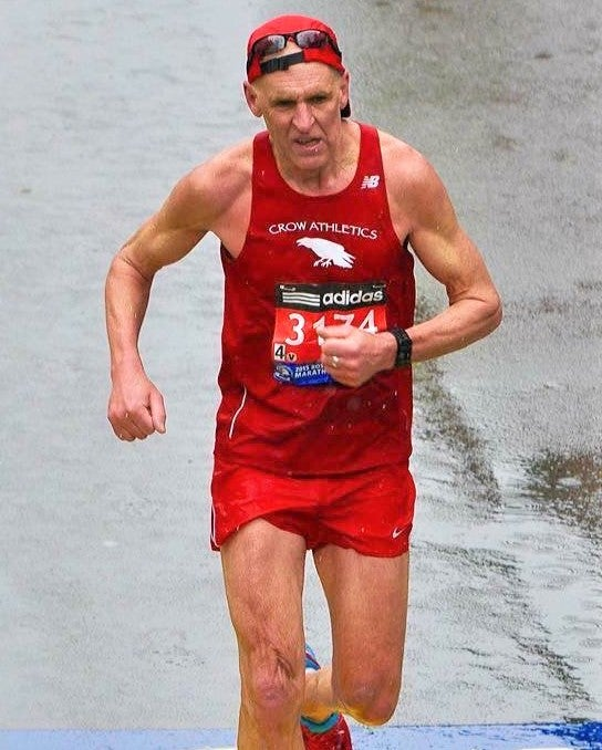 Gary Allen is a candidate for six decades of sub 3 marathons