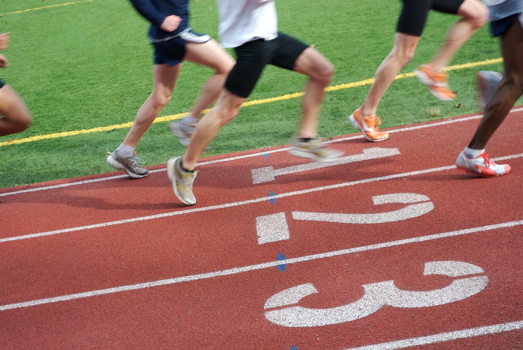 group training on track