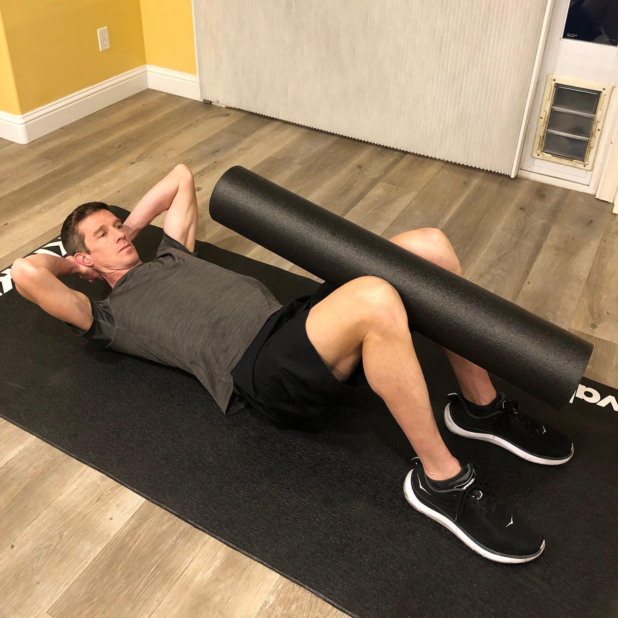 hip squeeze corrective exercise
