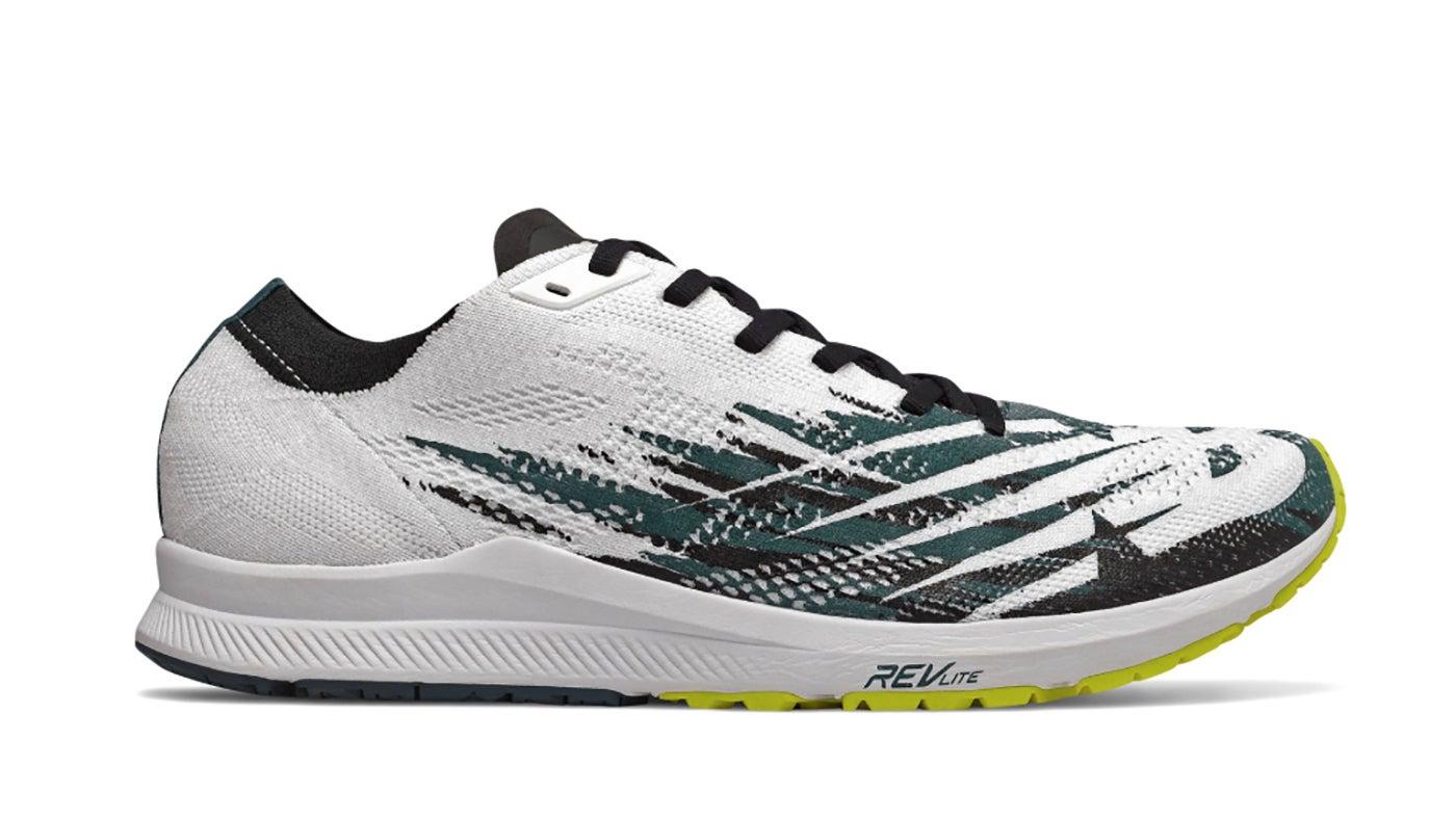 New Balance 1500v6 as a half marathon shoe