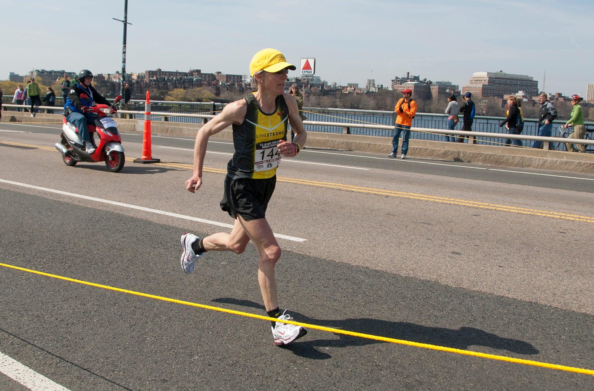 Joan Benoit Samuelson is going for six decades of sub 3 hour marathons