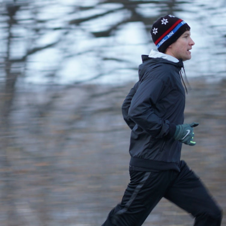 Dan Docherty Olympic Trials qualifier