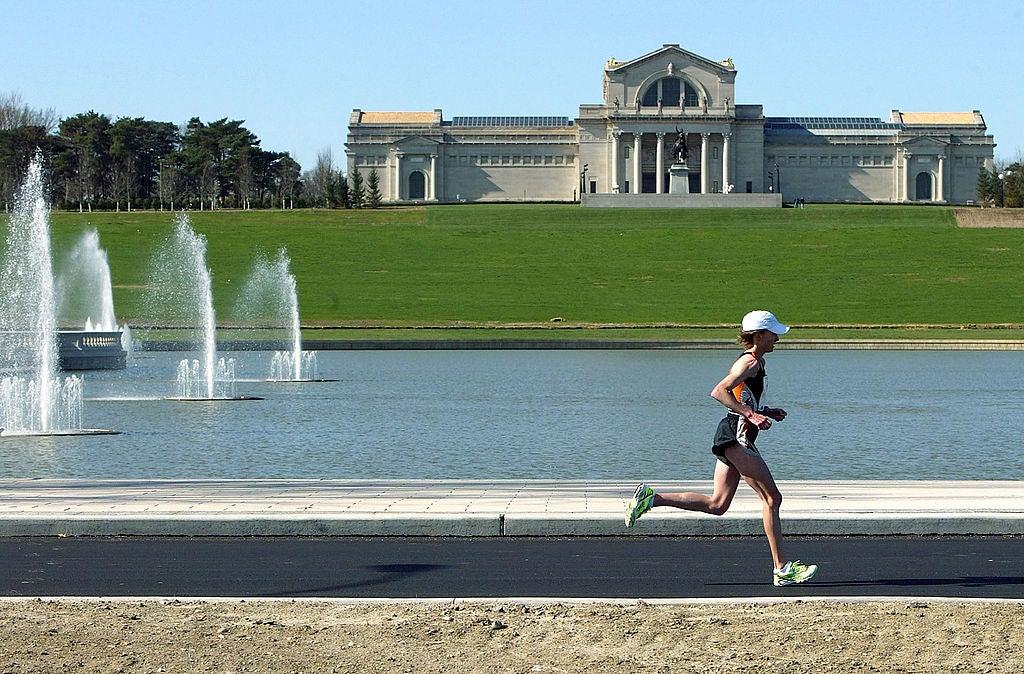 Deena Kastor Olympic Trials Marathon