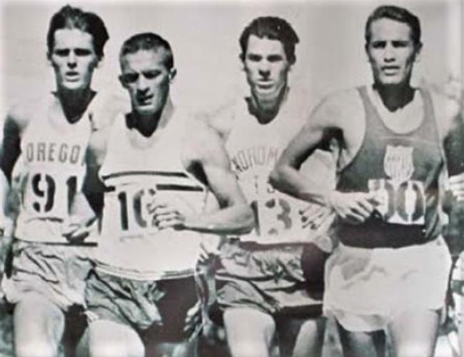 1968 U.S. Olympic Marathon Trials leaders