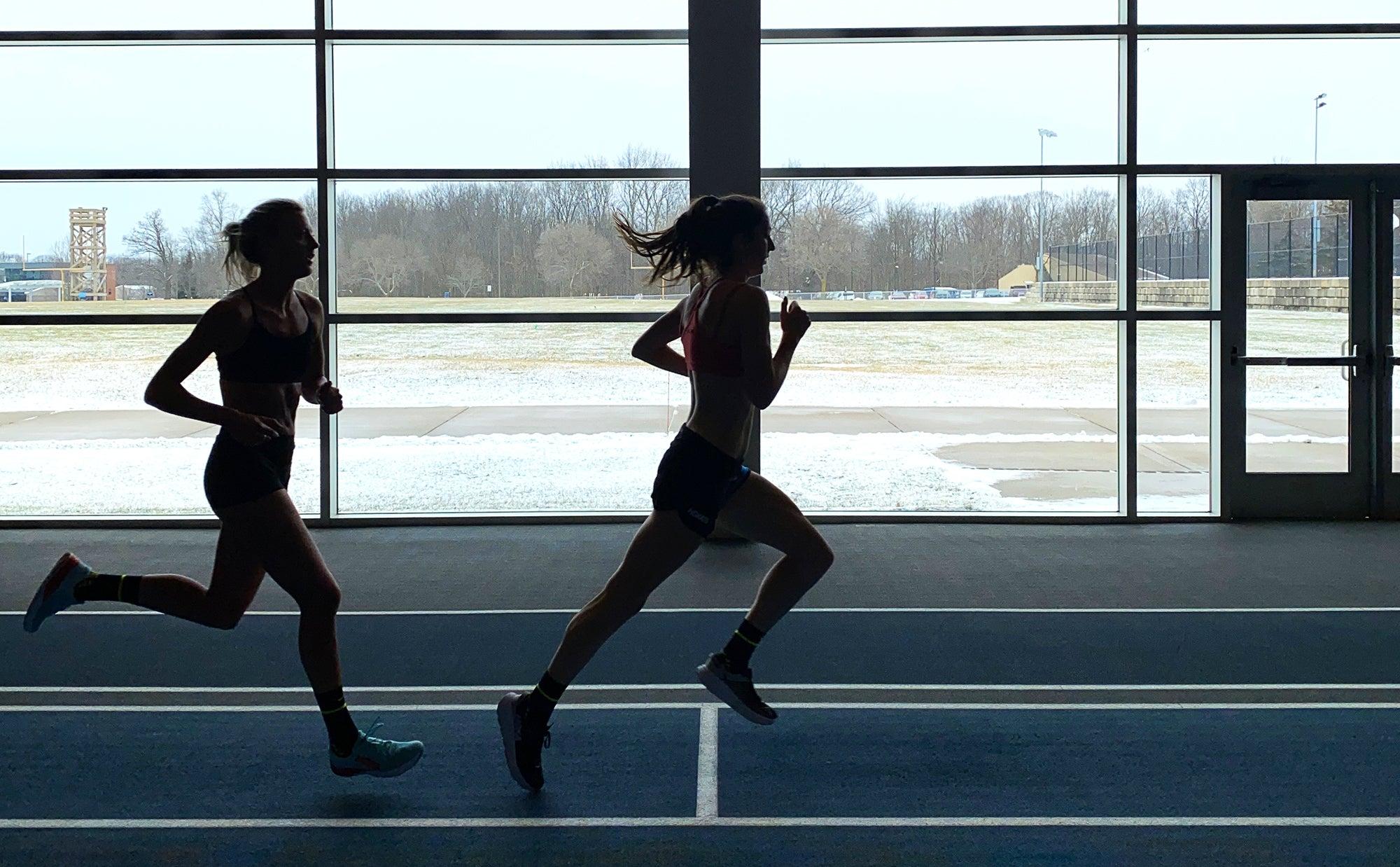indoor speed workout