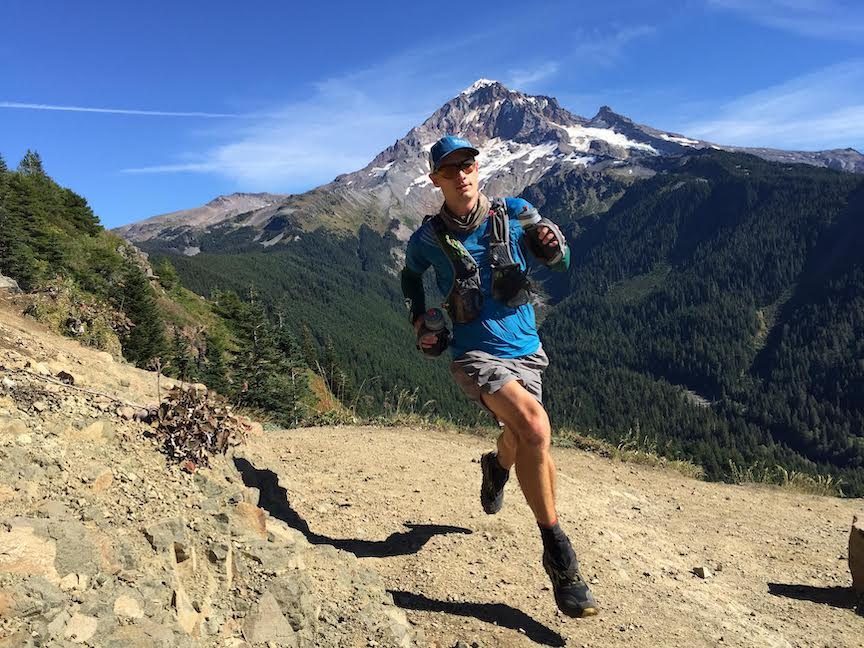 Running solo on the Timberline Trail Running around Mt Hood is one of the options suggested specific as an example.