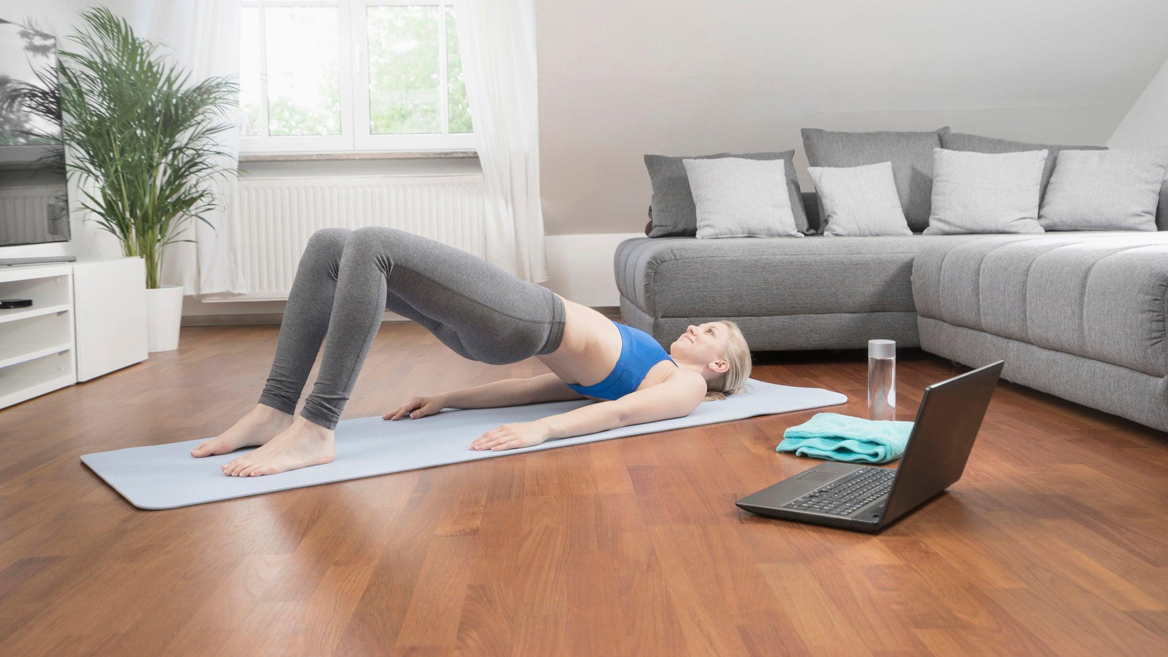 exercises via tele-PT