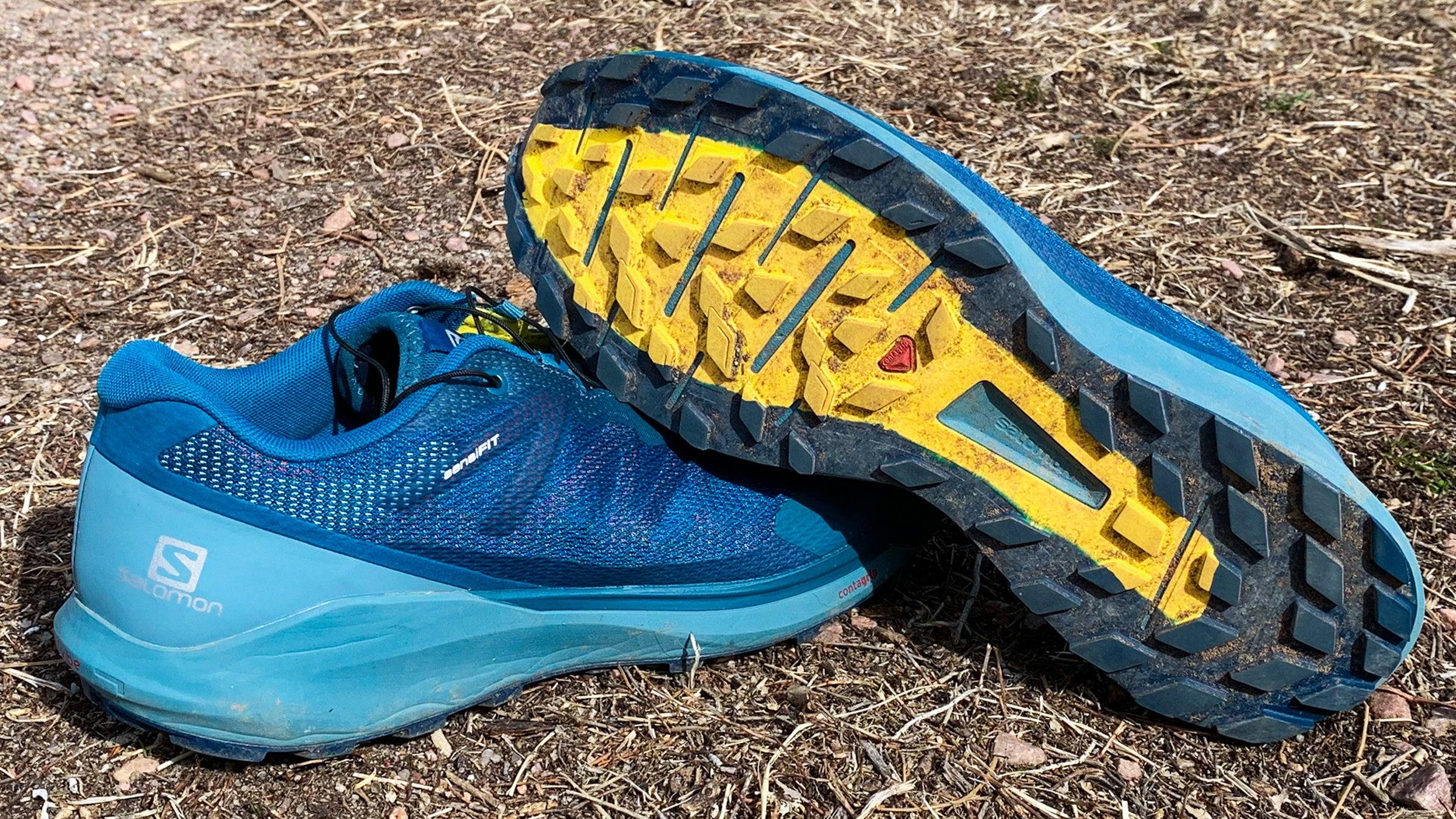 Salomon Sense Ride 3 shoes