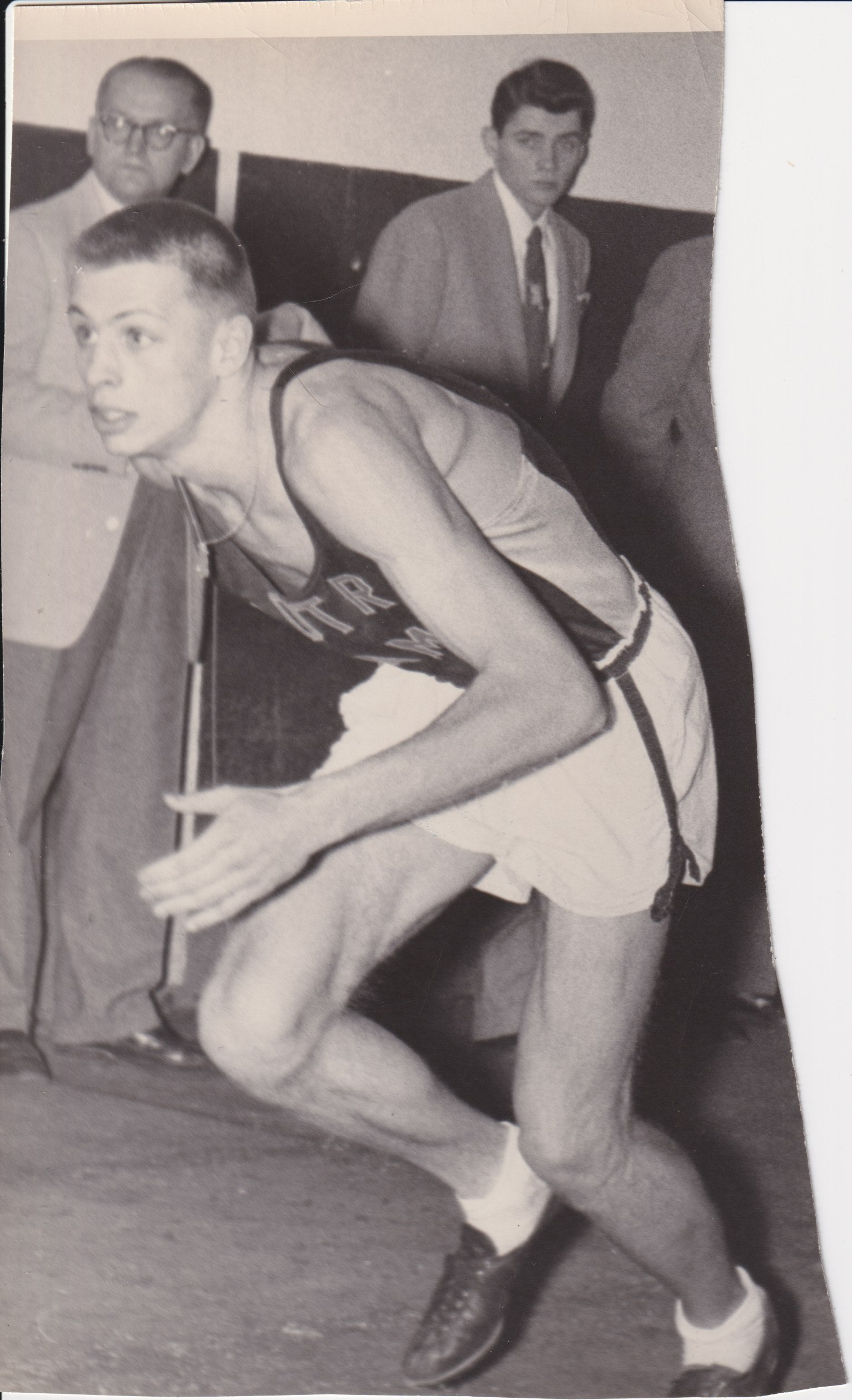 Bill Squires Notre Dame