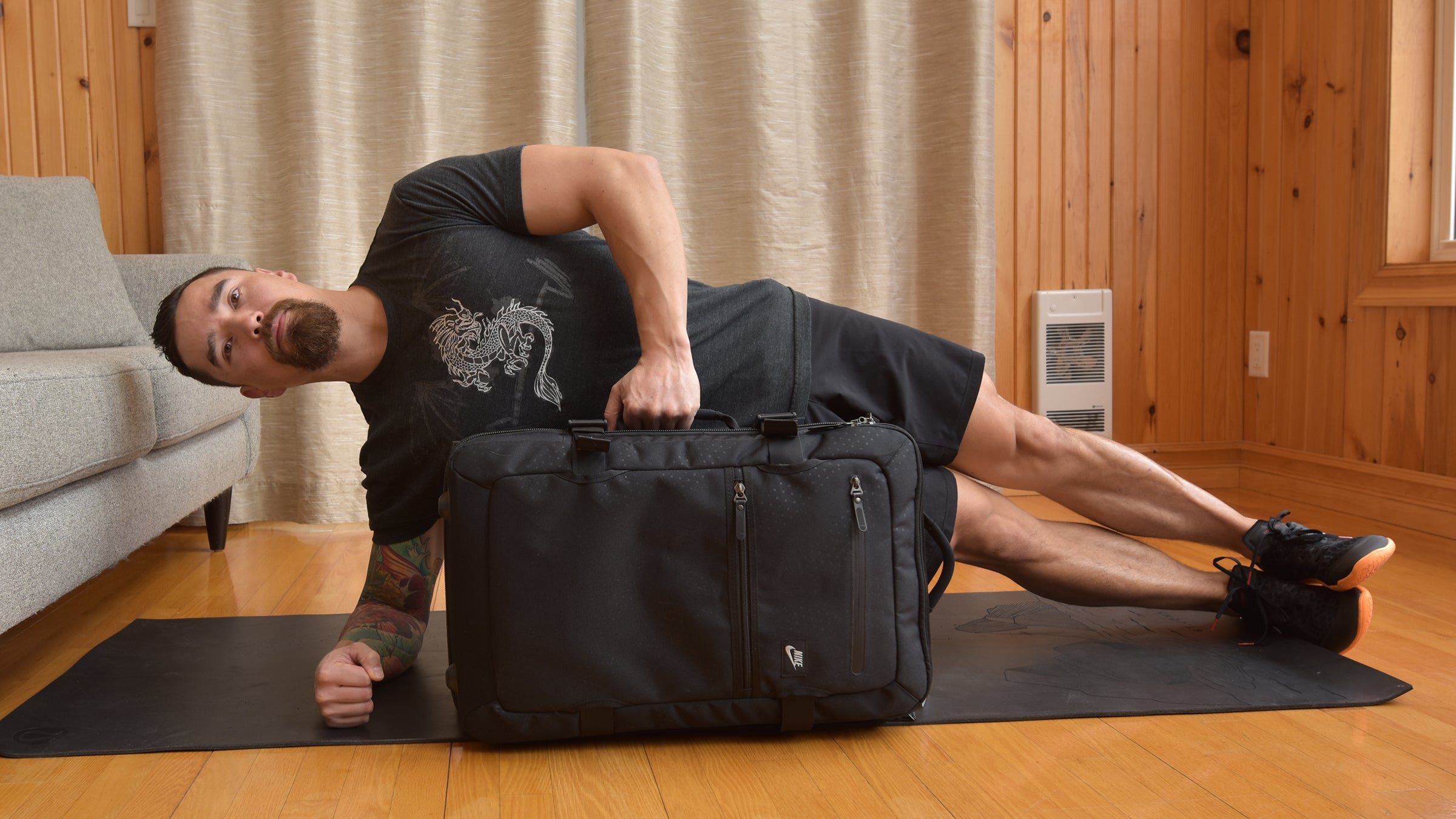side luggage lift