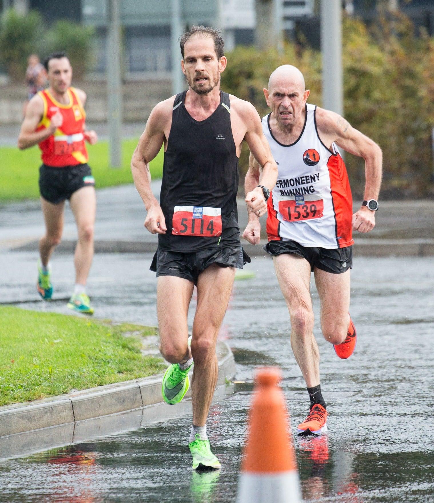 Tommy Hughes Belfast Half