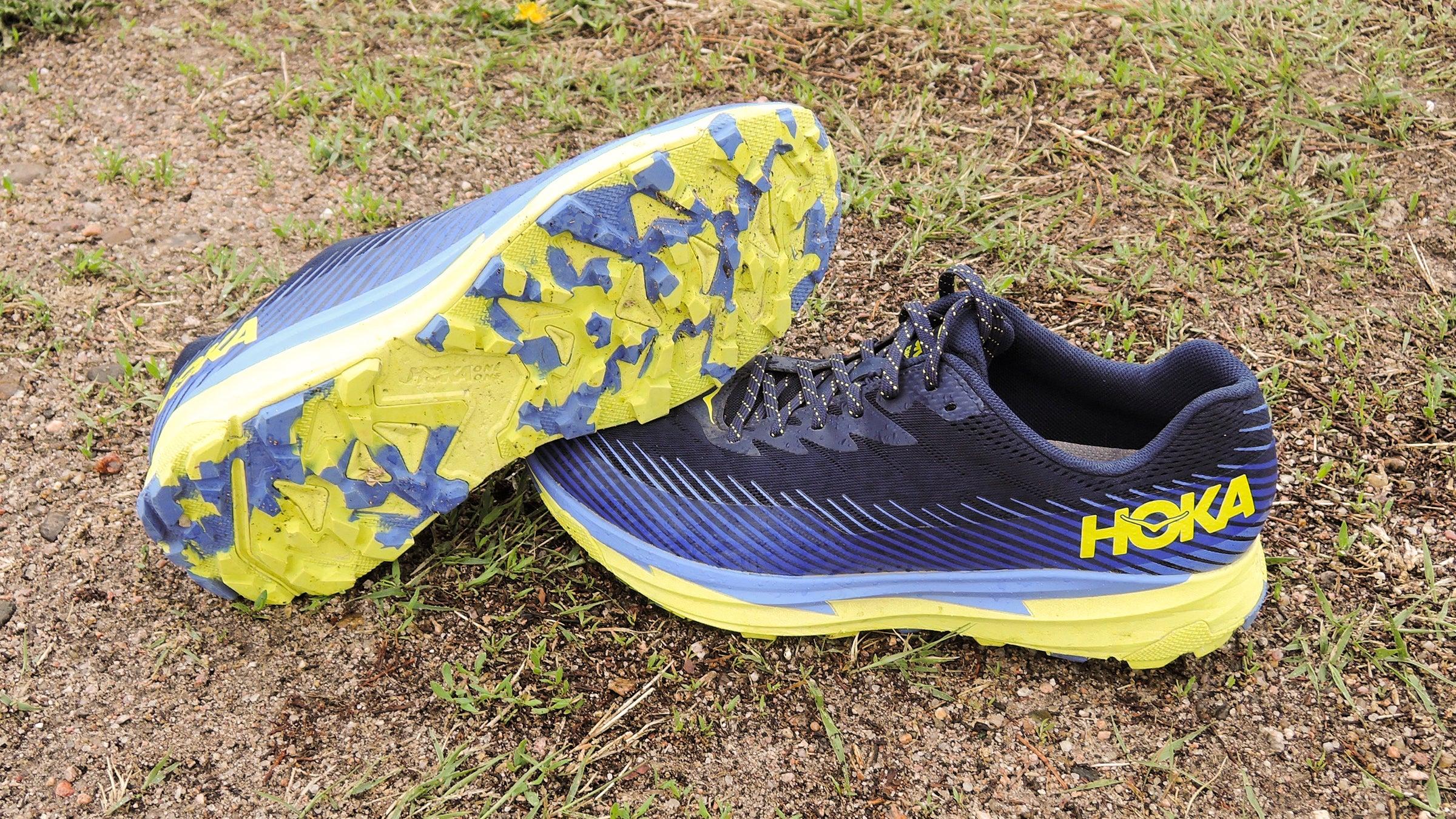 HOKA Torrent 2 trail shoe