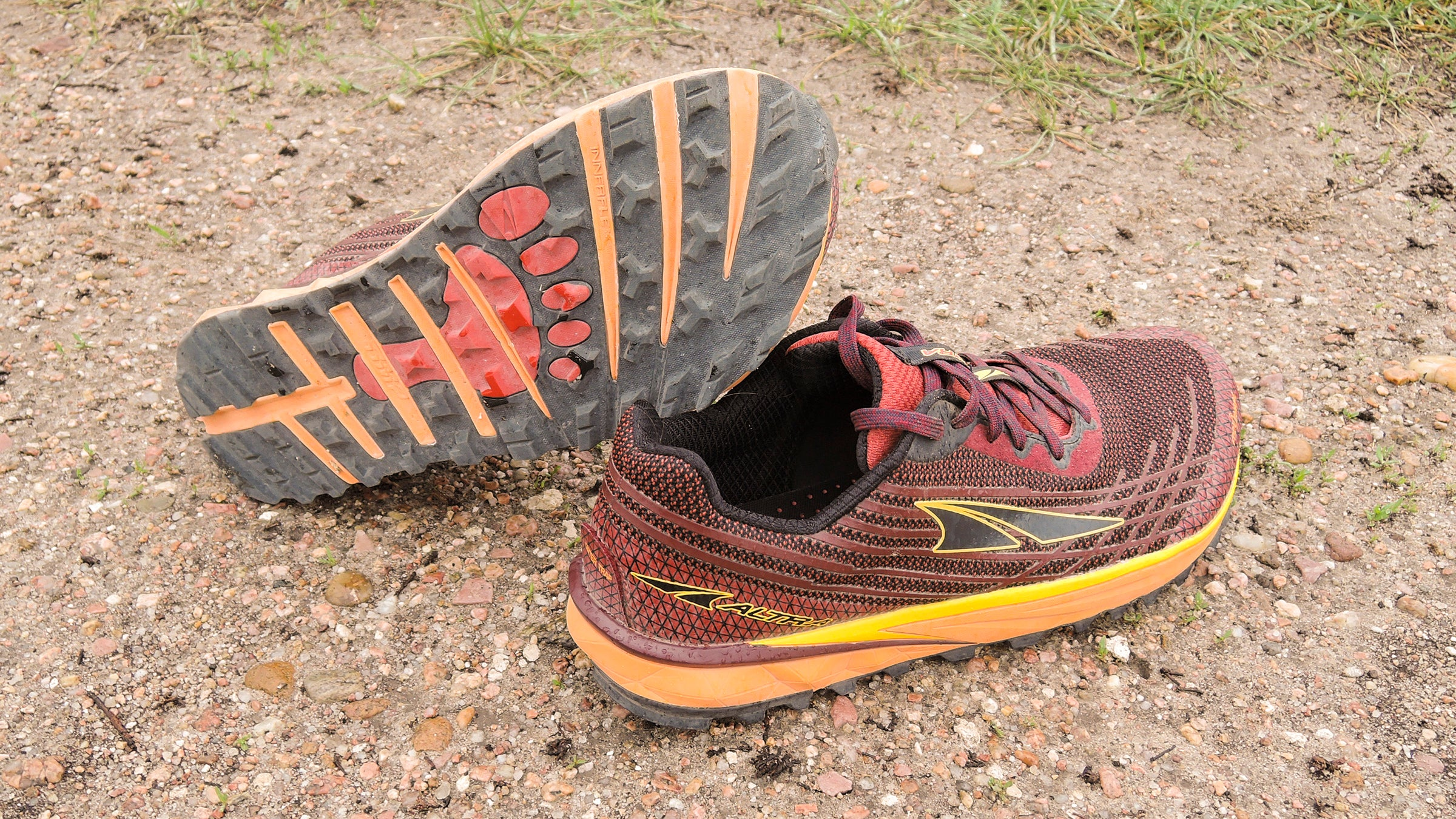 Altra Time 2 trail running shoe