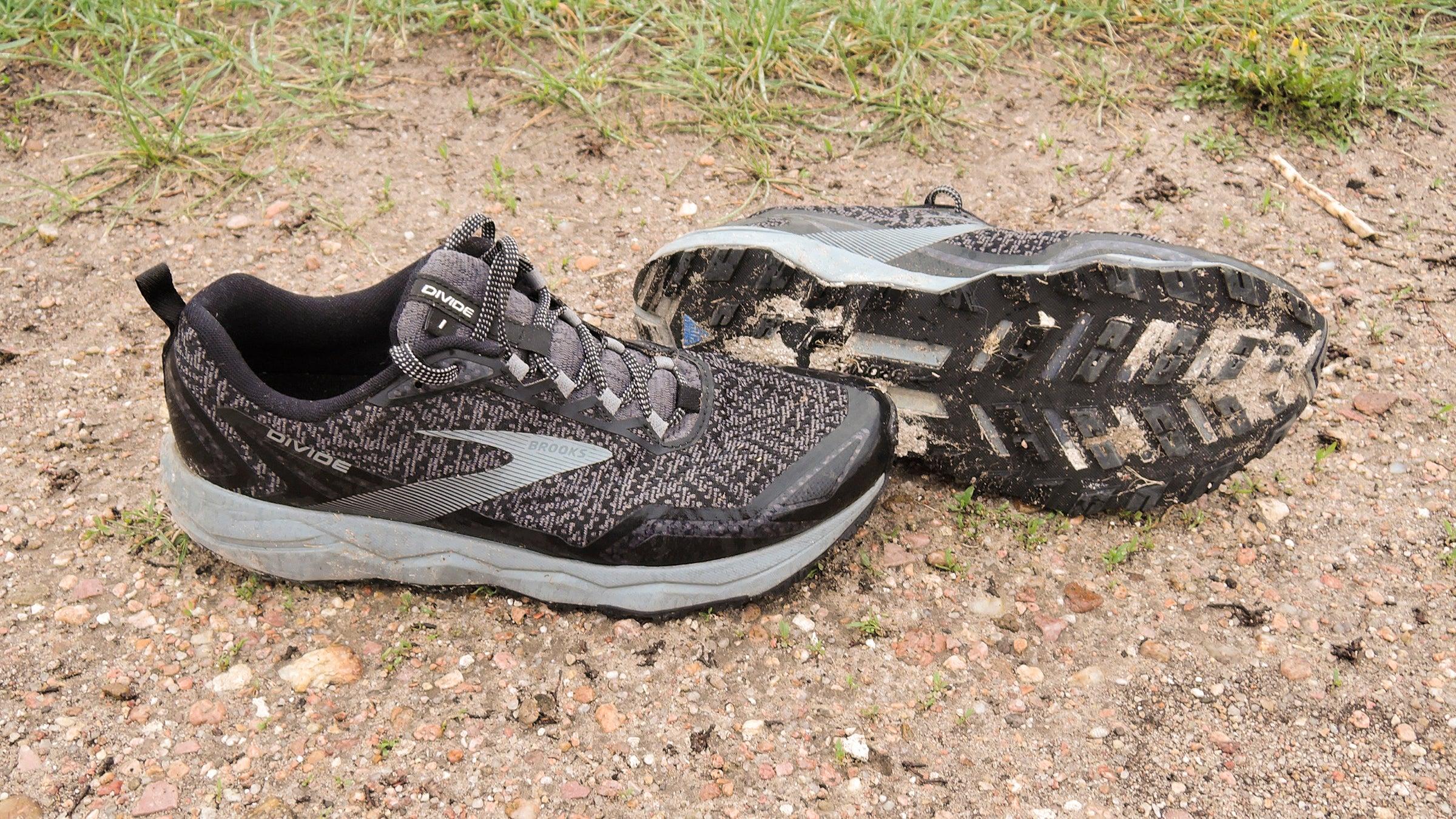 Brooks Divide trail shoe