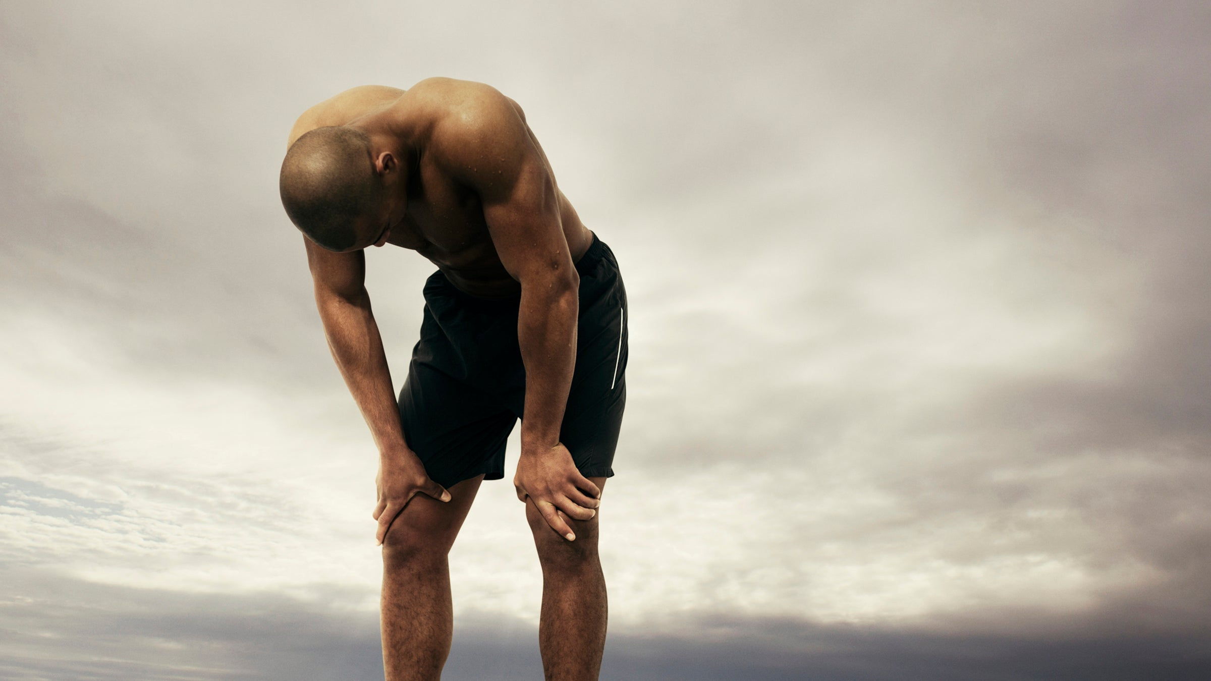 Hands on Knees Is Best Recovery Posture – PodiumRunner