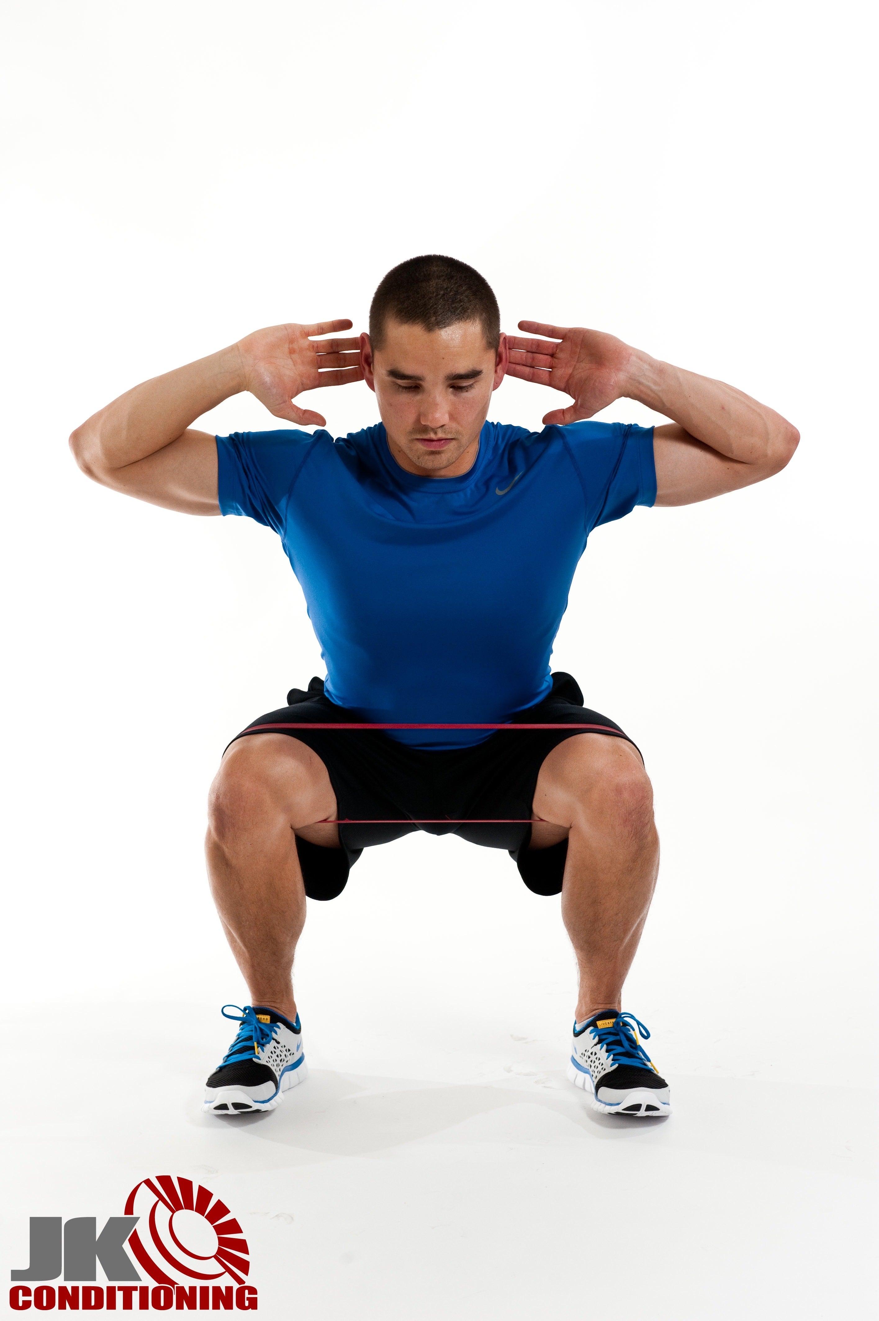 squat proper alignment