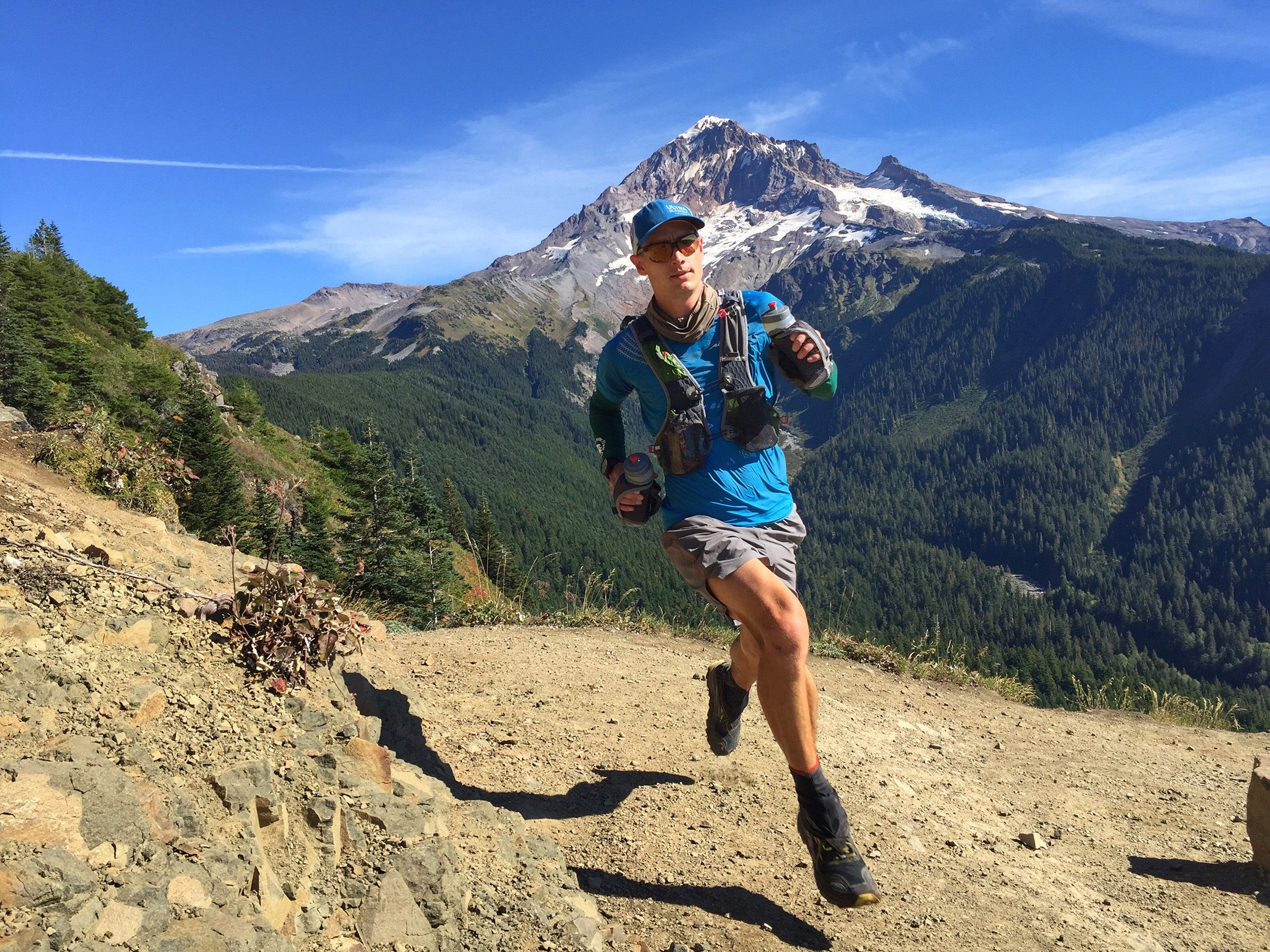Ian Sharman ultra trail runner