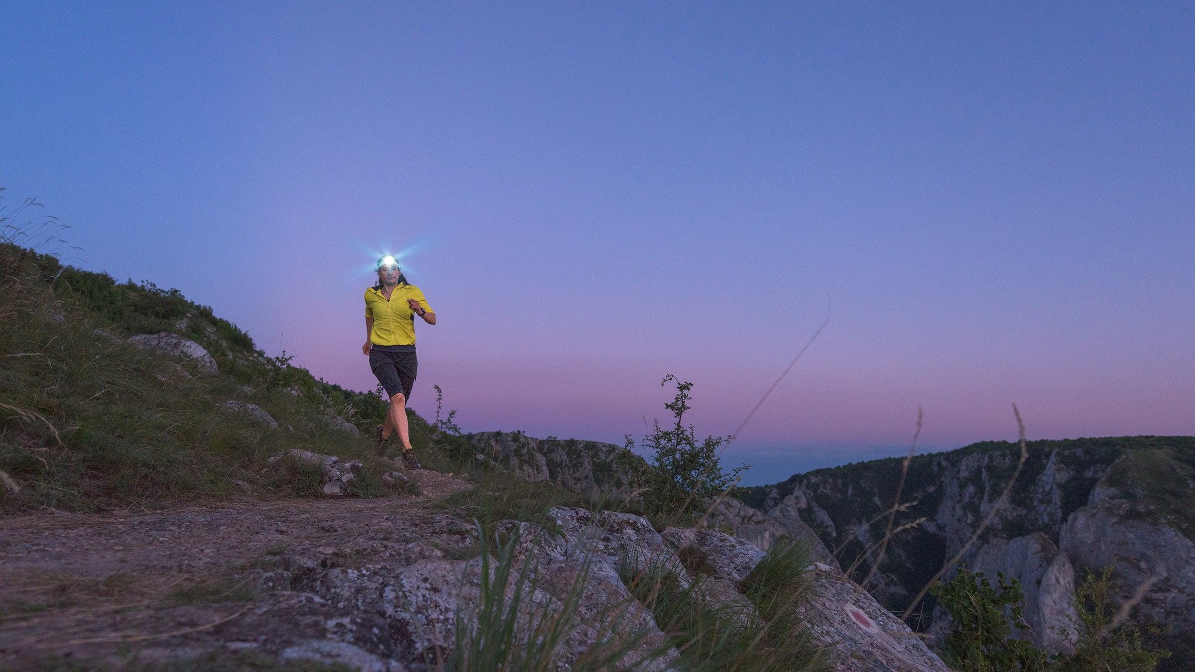 Adapting to Night Running – PodiumRunner