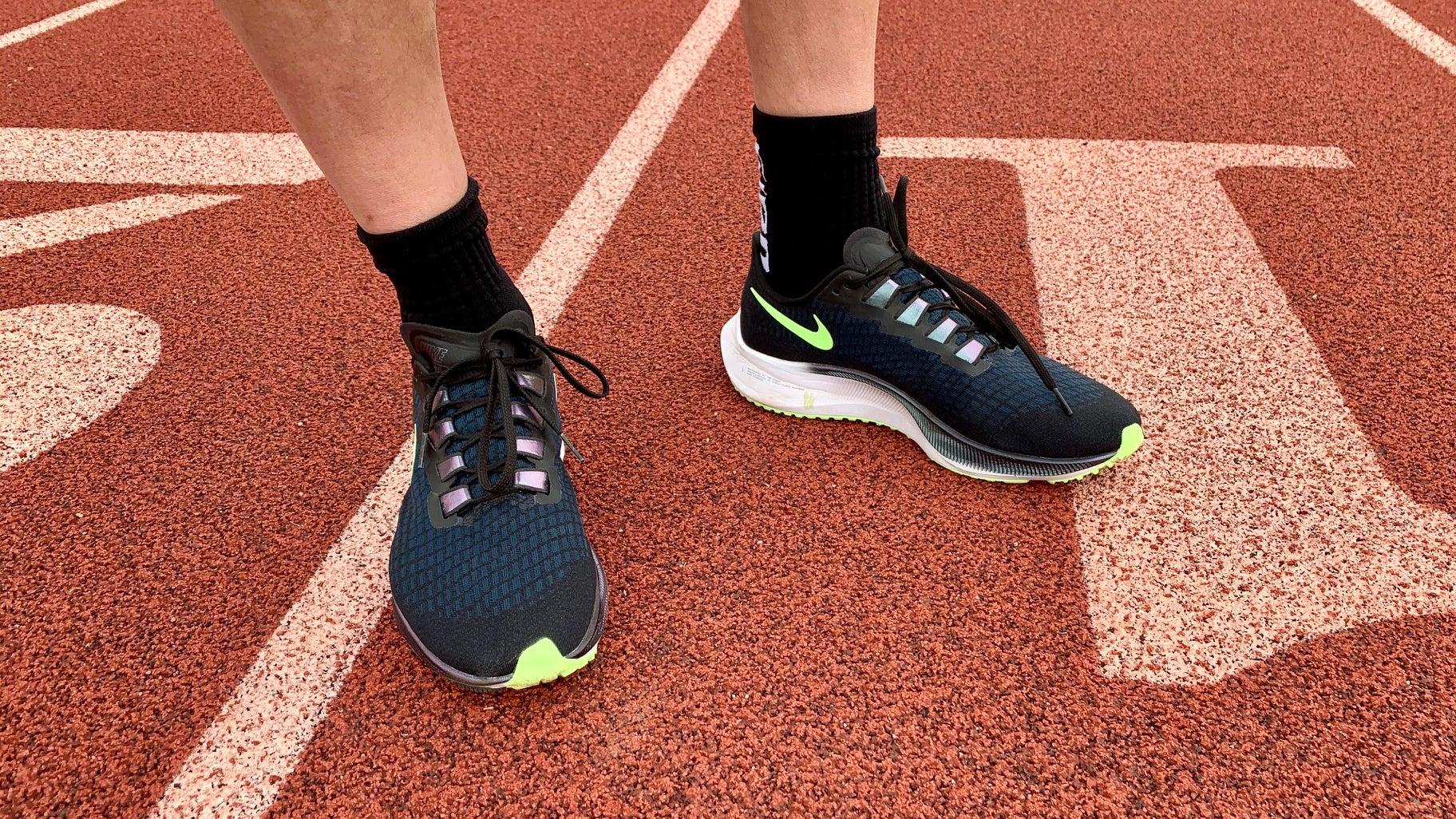 Nike Pegasus 37 reviewed