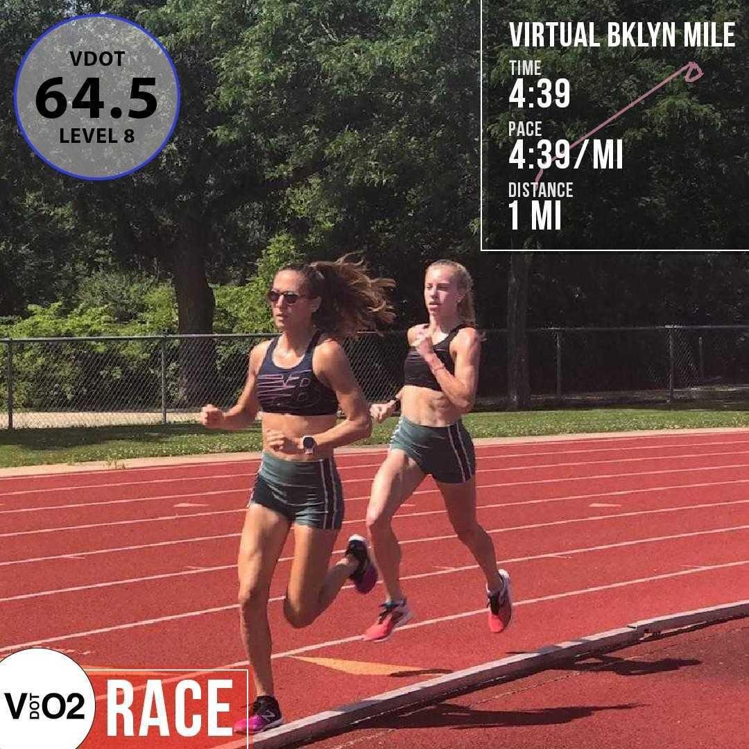 Lianne Farber virtual mile