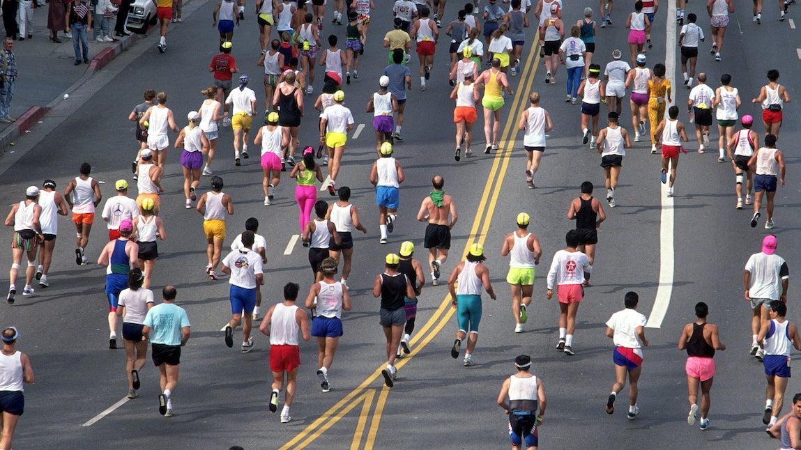Running - Marathon running Insights 🏃🏻 - cover