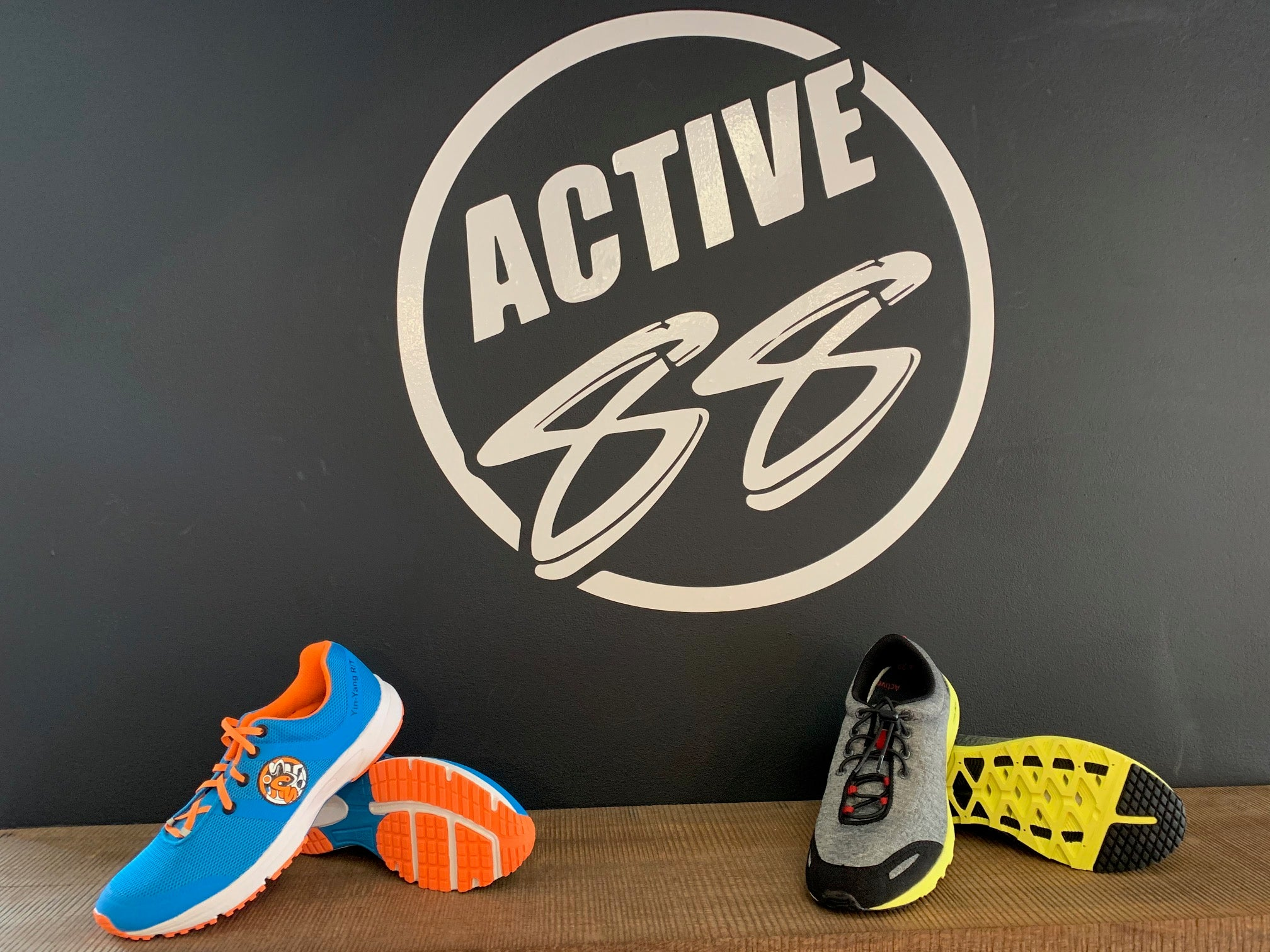 Active 88 running shoes