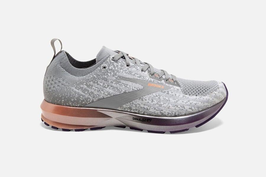 Brooks Levitate running shoe upper