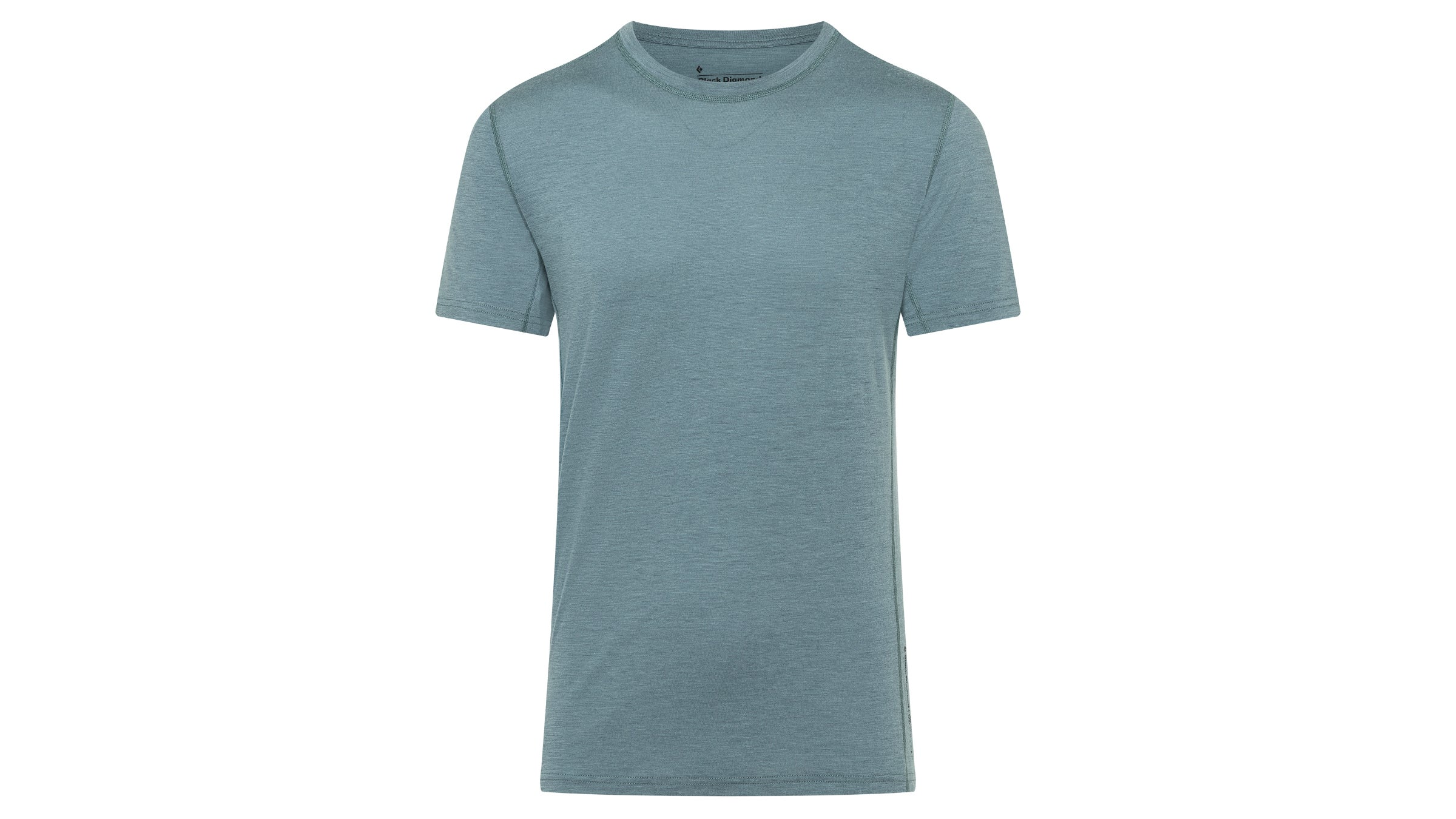 Men's Black Diamond flux merino tee