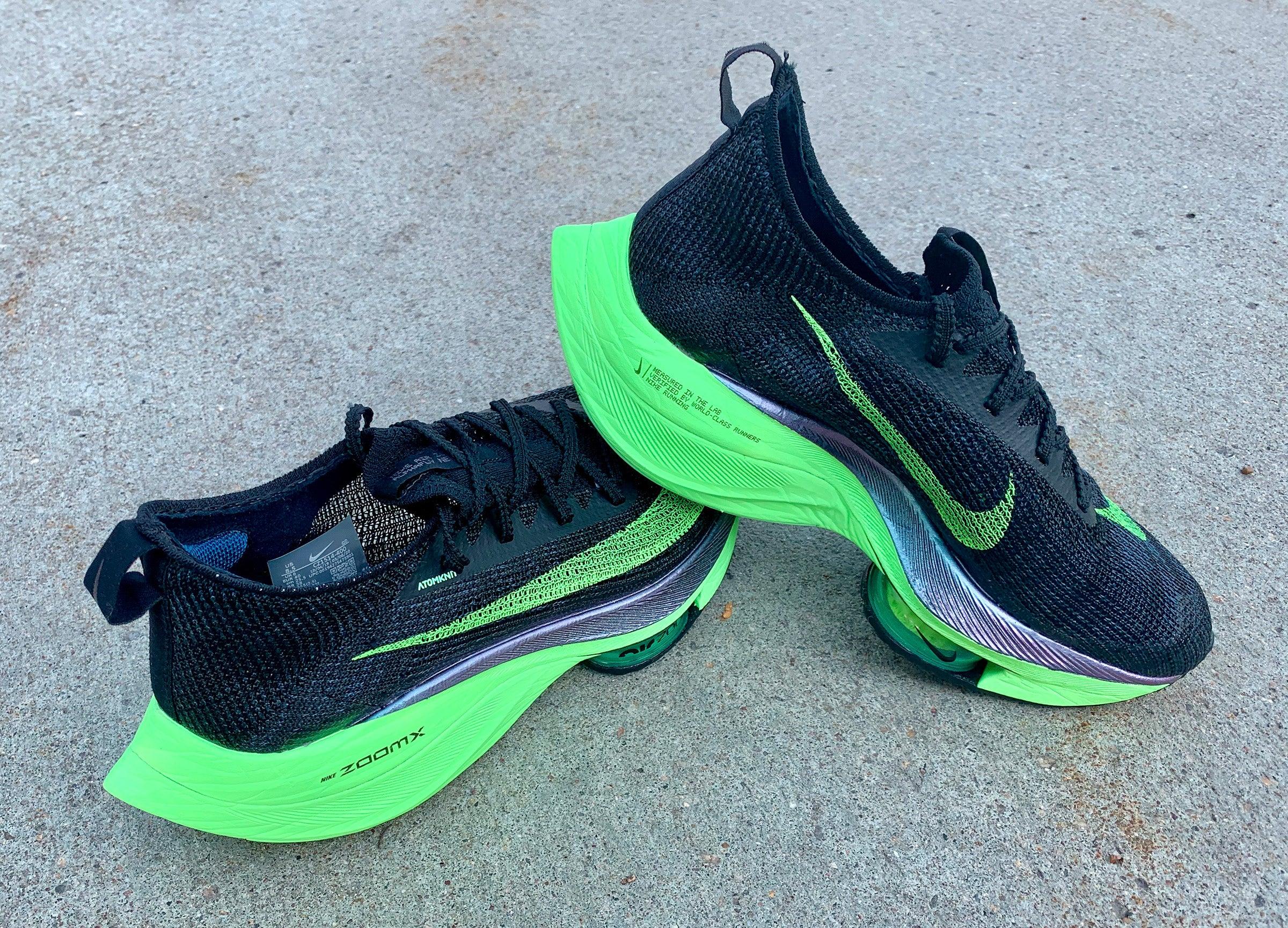 Nike Alphafly super shoe
