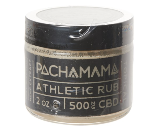 Imagen de Pachamama Athletic Rub