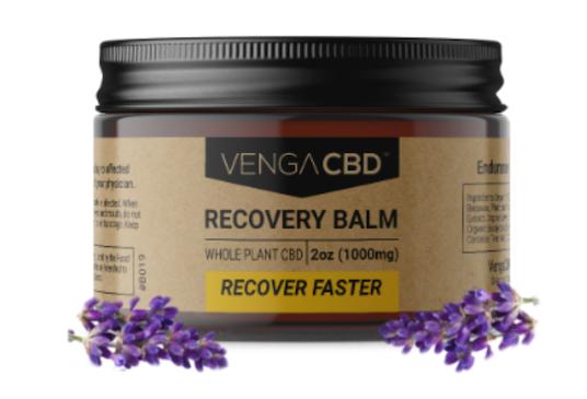 Imagen de Venga CBD Recovery Balm