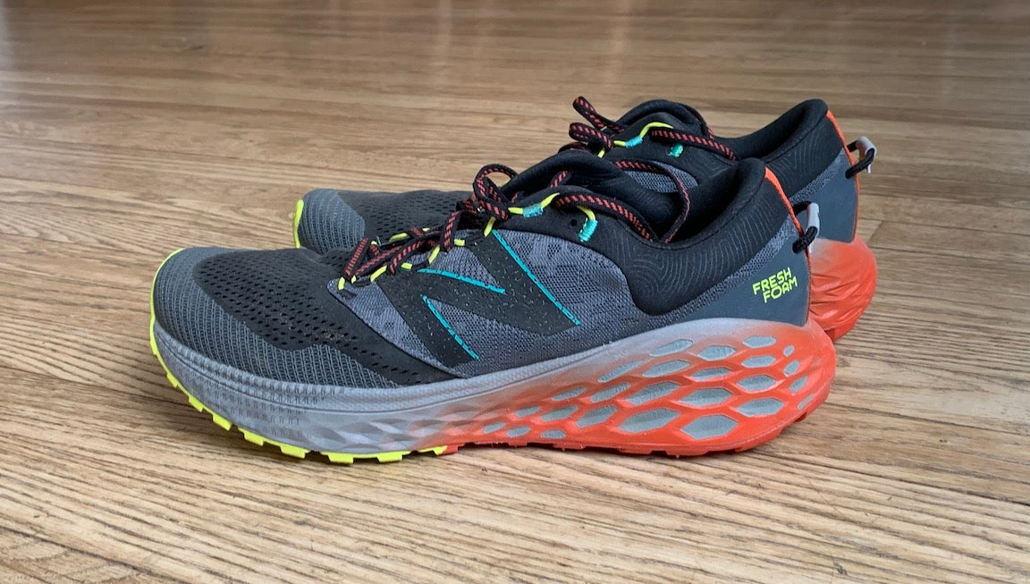 Oblongo Rugido Hombre rico  Shoe of the Week: New Balance Fresh Foam More Trail v1 – PodiumRunner
