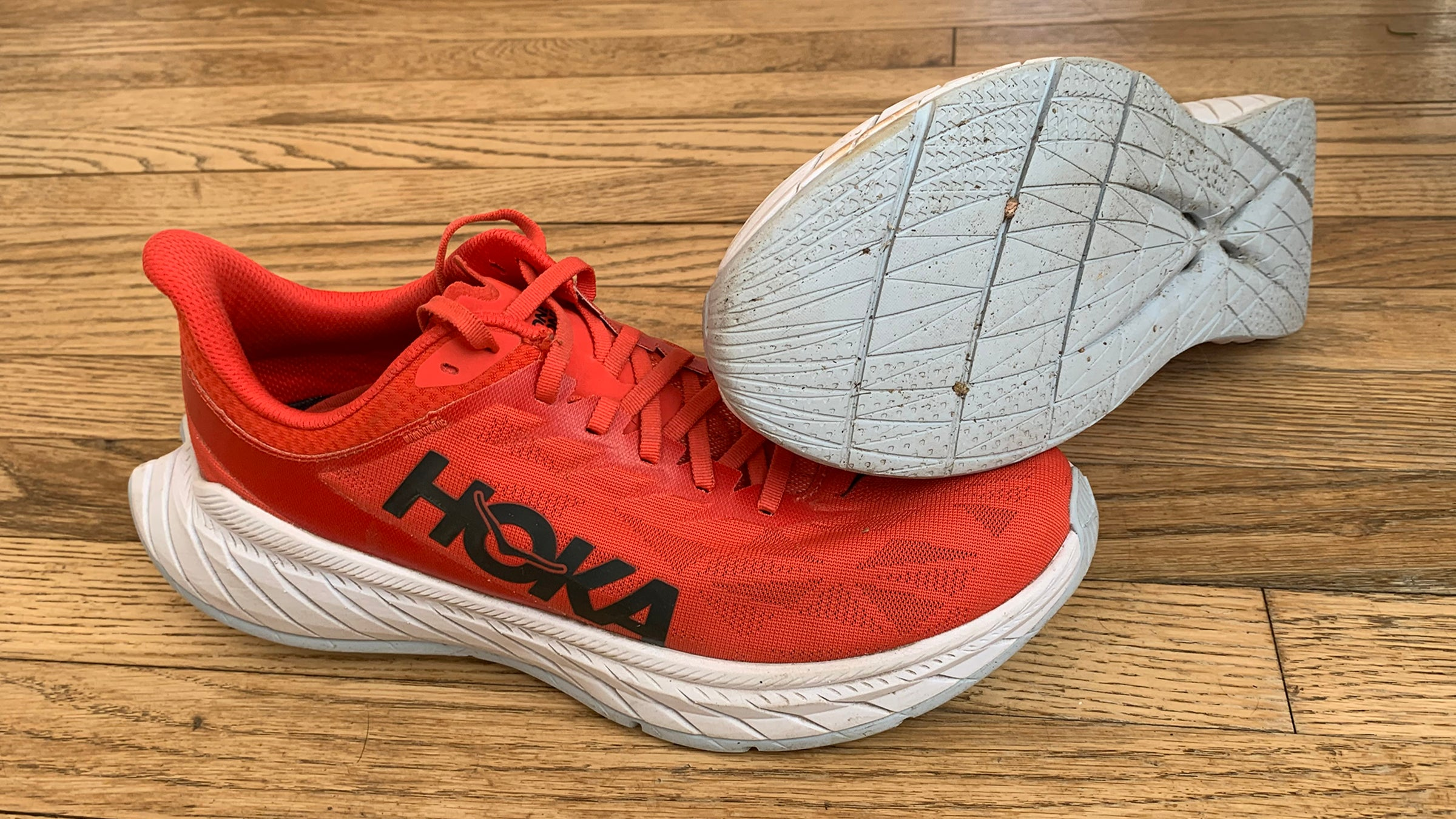 Shoe of the Week: HOKA Carbon X 2 – PodiumRunner