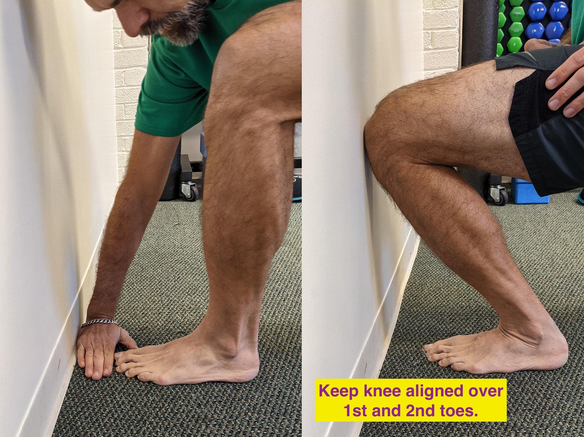 ankle dorsiflexion assessment