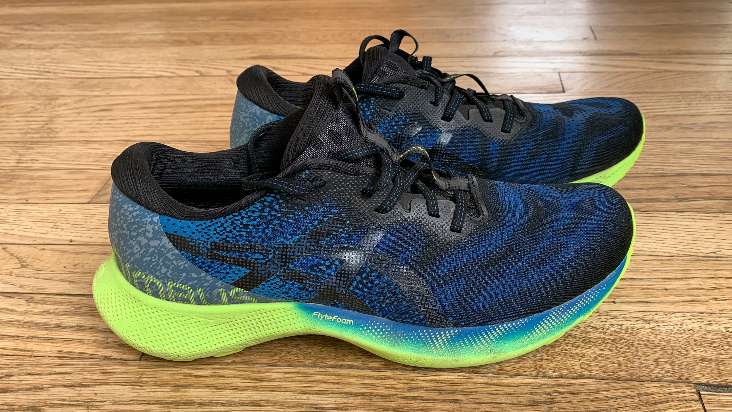 Shoe of the Week: Asics GEL-Nimbus Lite 2 – PodiumRunner