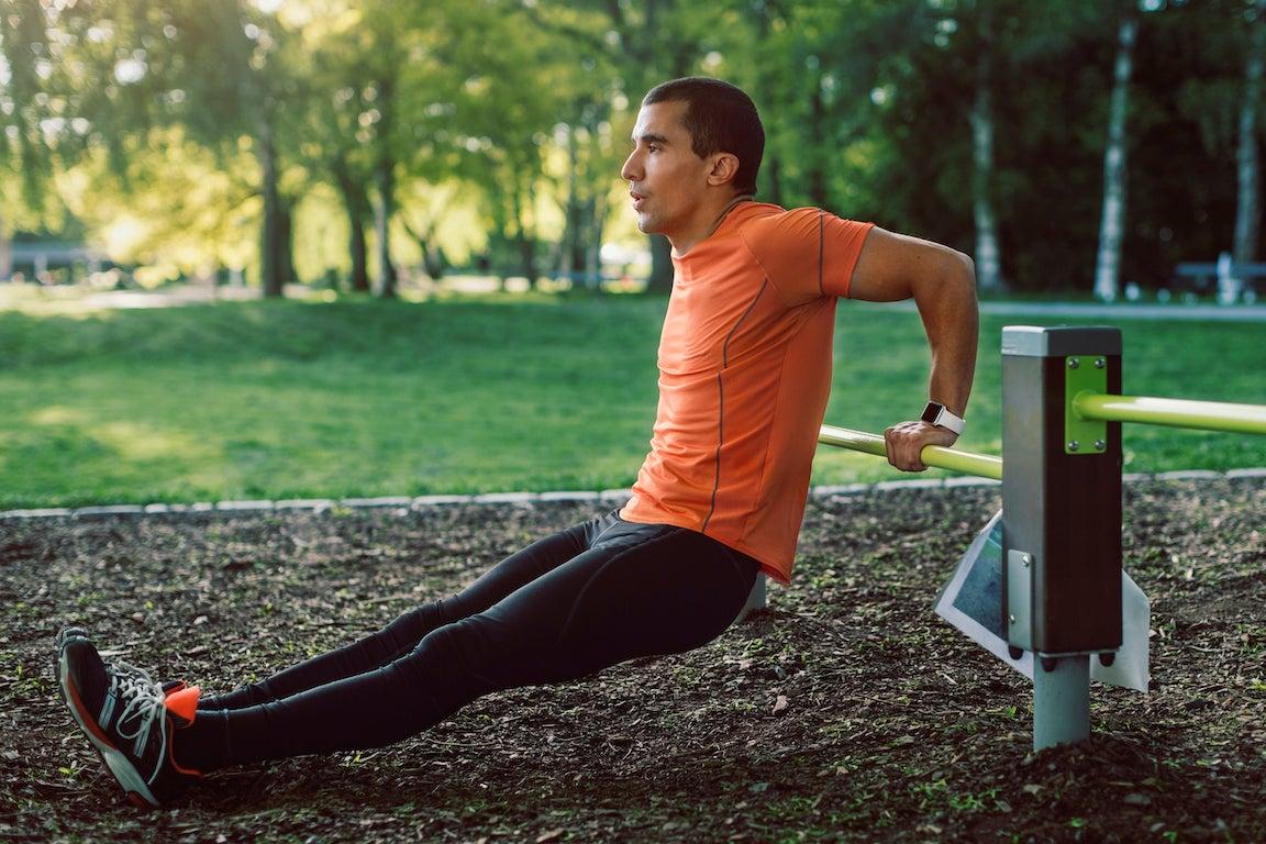 GettyImages 605378831 Las nuevas reglas del entrenamiento de fuerza para corredores de pista