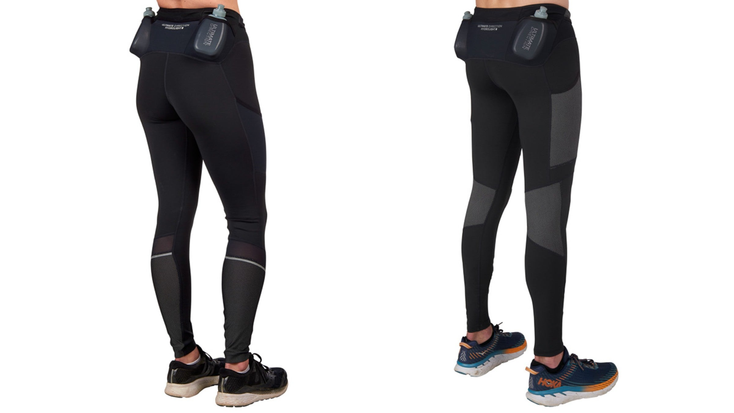 Women's and Men's Ultimate Direction Hydro Tights
