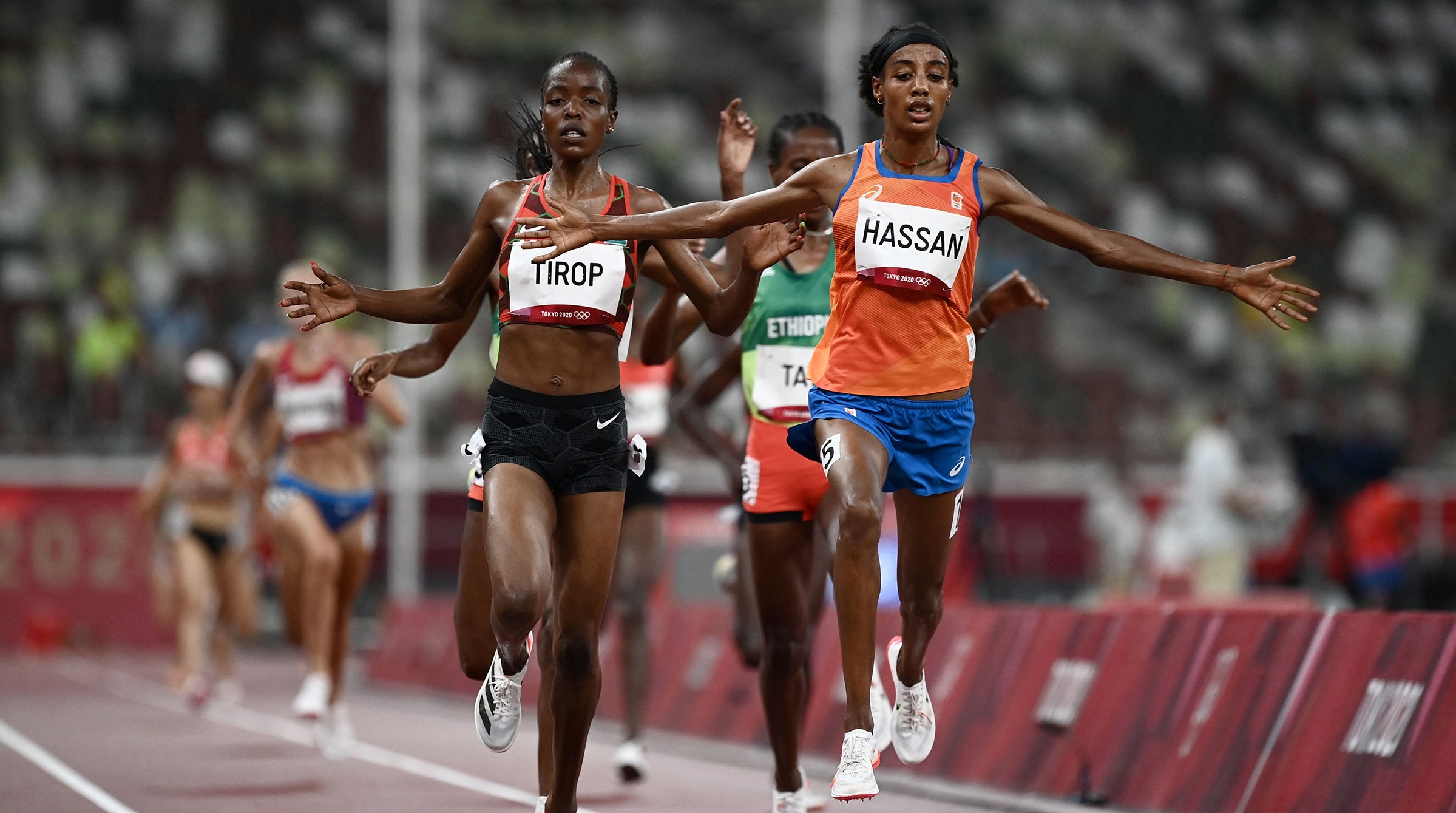 As Hassan Confirms Olympic Triple Attempt, A Look at Historic Multi-Medalists – PodiumRunner
